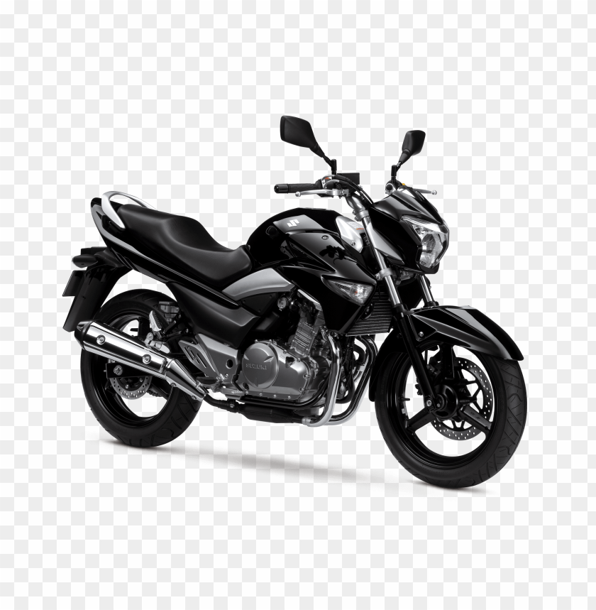 free PNG Download black suzuki motorcycle sideview png images background PNG images transparent