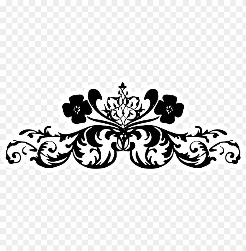 free PNG black white floral png floral tattoo 9 - pumpkin jack-o-lantern halloween orange crystal dro PNG image with transparent background PNG images transparent