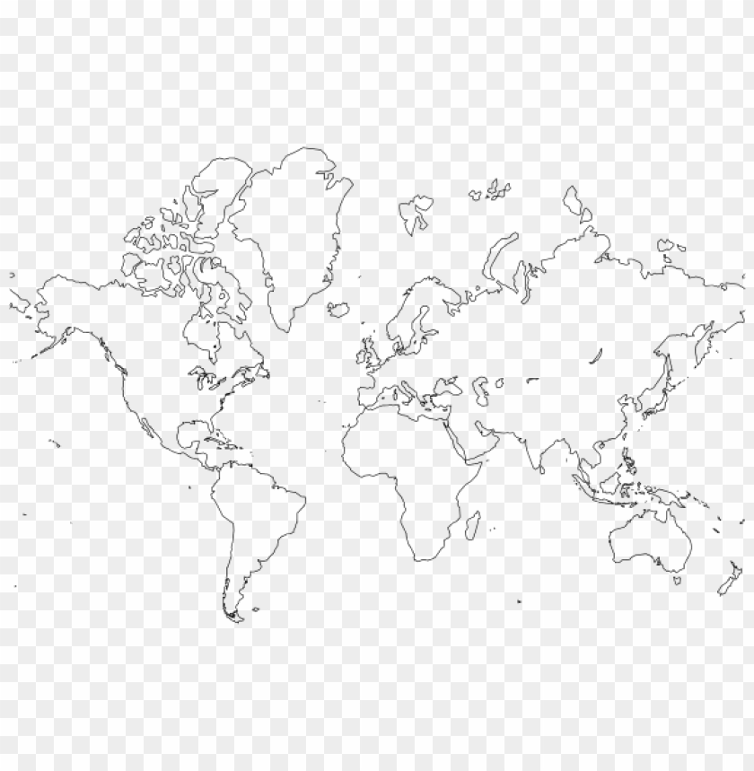 free PNG blank color world map png PNG image with transparent background PNG images transparent