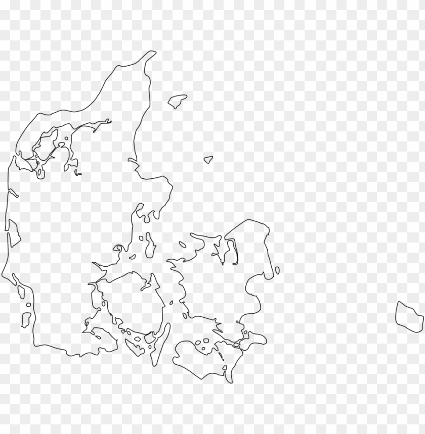 free PNG blank map county of greenland, denmark world map flag - denmark map PNG image with transparent background PNG images transparent