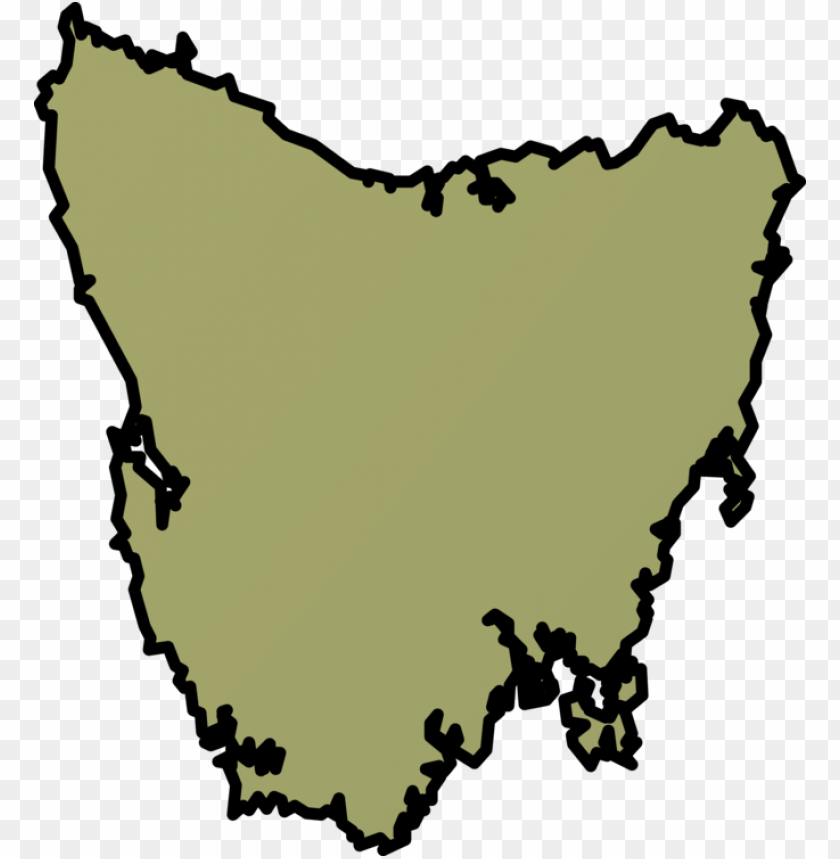 blank map world map explore tasmania PNG image with transparent background@toppng.com