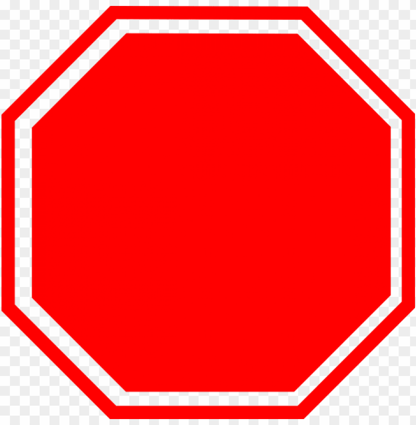 free PNG blank stop sign clipart - stop sign without sto PNG image with transparent background PNG images transparent