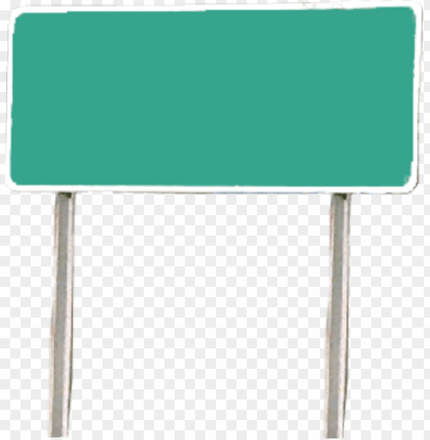 free PNG blank street sign psd - blank street sign PNG image with transparent background PNG images transparent