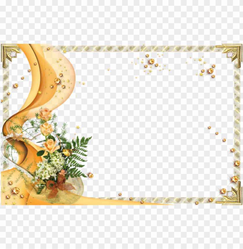Blank Wedding Invitation Design Templates Png Image With