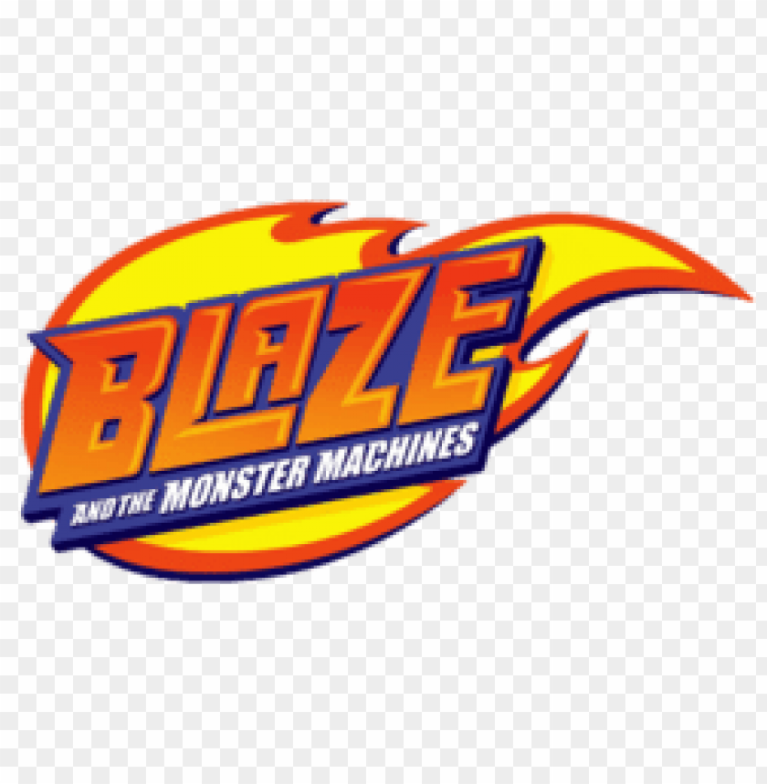 Download Blaze And The Monster Machines Logo Clipart Png Photo