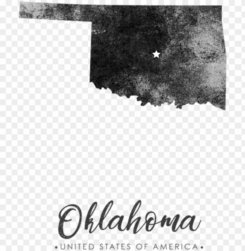 free PNG bleed area may not be visible - oklahoma state map art PNG image with transparent background PNG images transparent