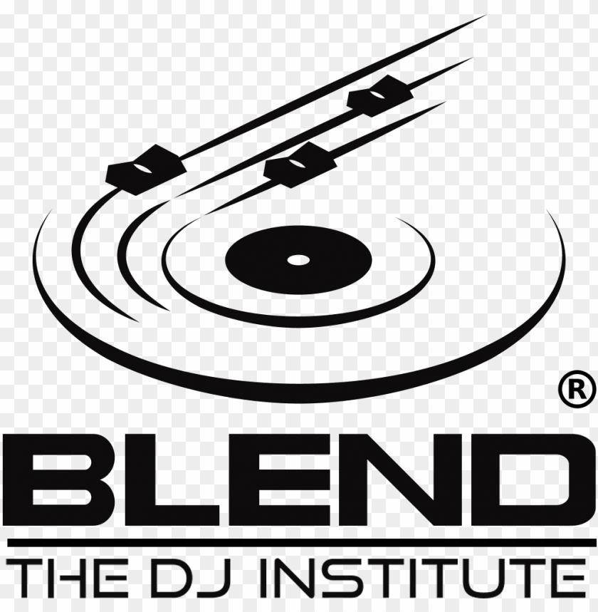 free PNG blend dj institute - creative dj logo png hd PNG image with transparent background PNG images transparent
