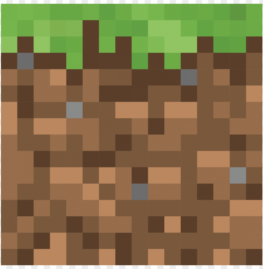 free PNG block of grass from the game minecraft - minecraft grass block vector PNG image with transparent background PNG images transparent