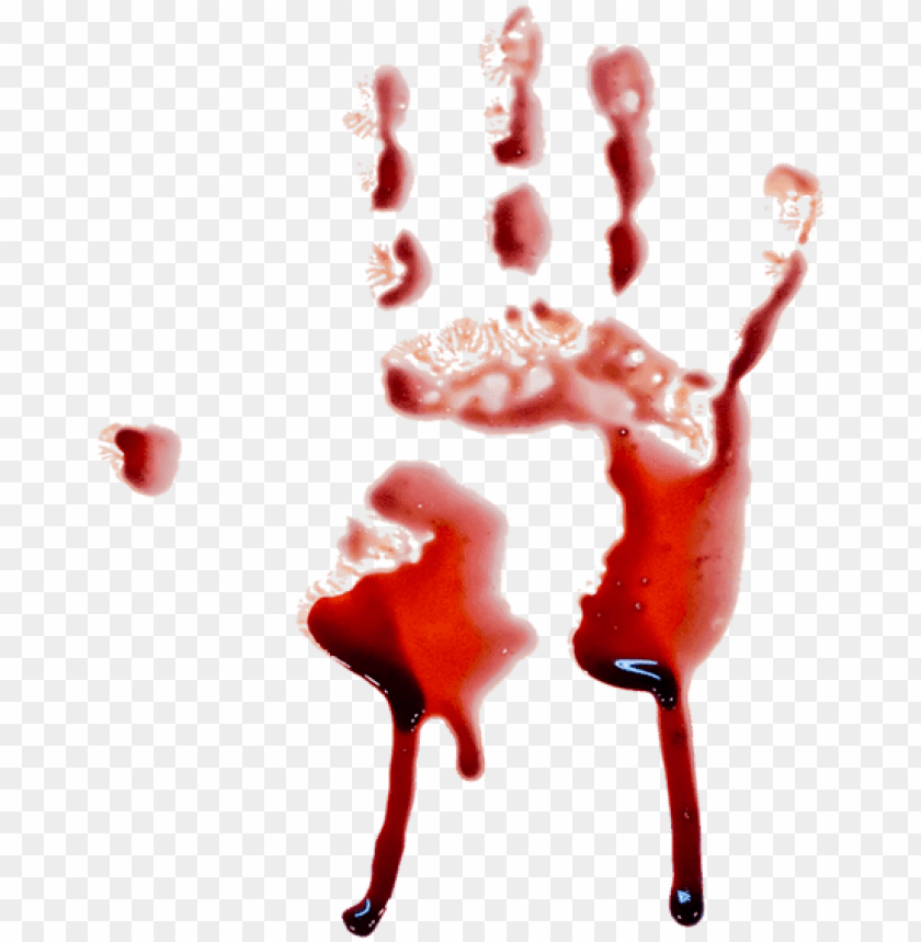 free PNG blood hand photo - blood hand transparent background PNG image with transparent background PNG images transparent