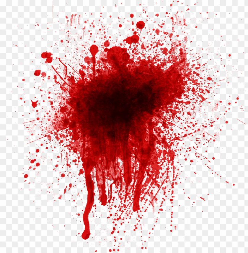 Blood Splat Clipart Blood Splatter Png Image With Transparent Background Toppng