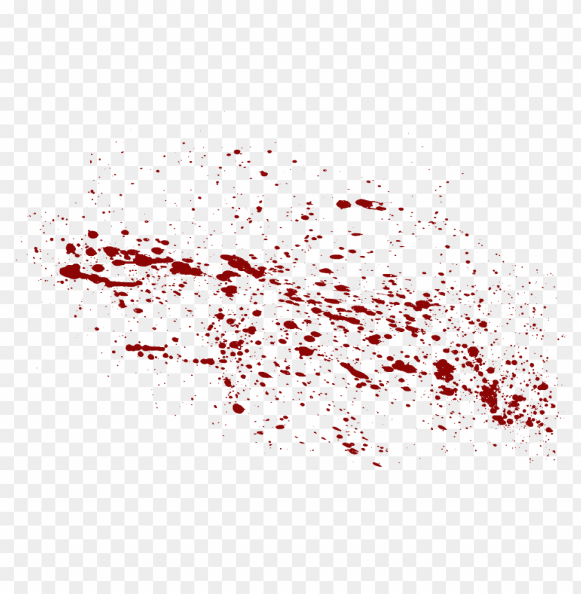 Blood Splatter Png Image With Transparent Background Toppng