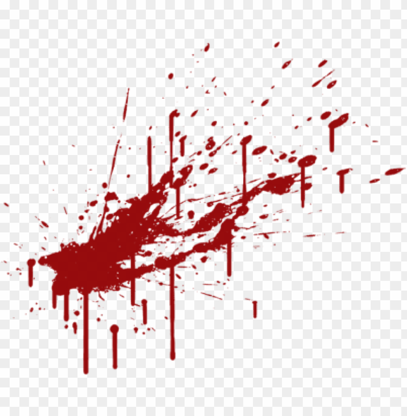 Blood Splatter Png Transparent Background Gunshot Blood Splatter Png Image With Transparent Background Toppng