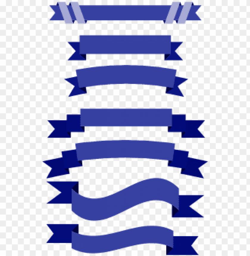 free PNG blue banner vector, banner vector, blue, banner png - ribbo PNG image with transparent background PNG images transparent
