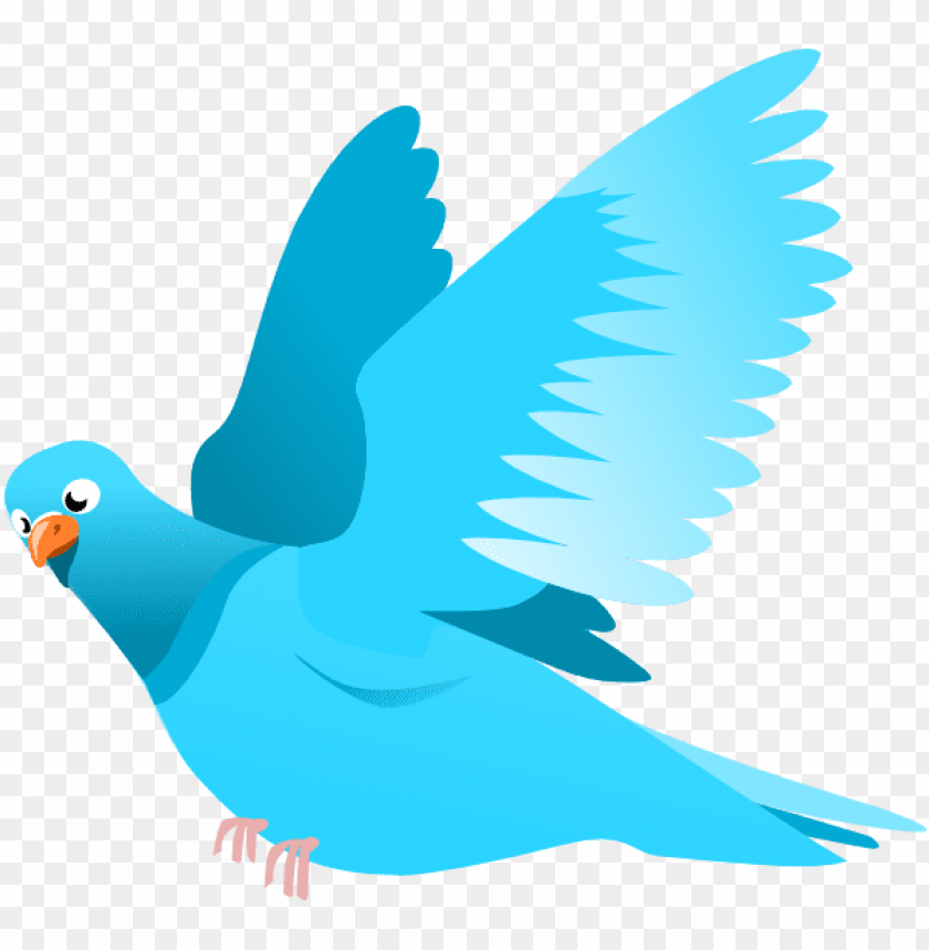 free PNG blue bird clip art at clker - blue bird flying clipart PNG image with transparent background PNG images transparent