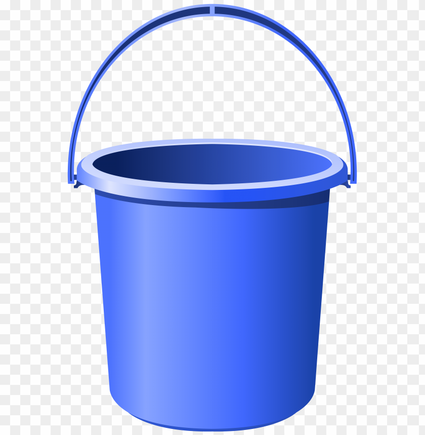 free PNG Download blue bucket  image clipart png photo   PNG images transparent