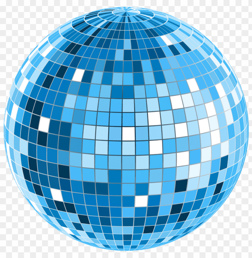 free PNG Download blue disco ball transparent png images background PNG images transparent