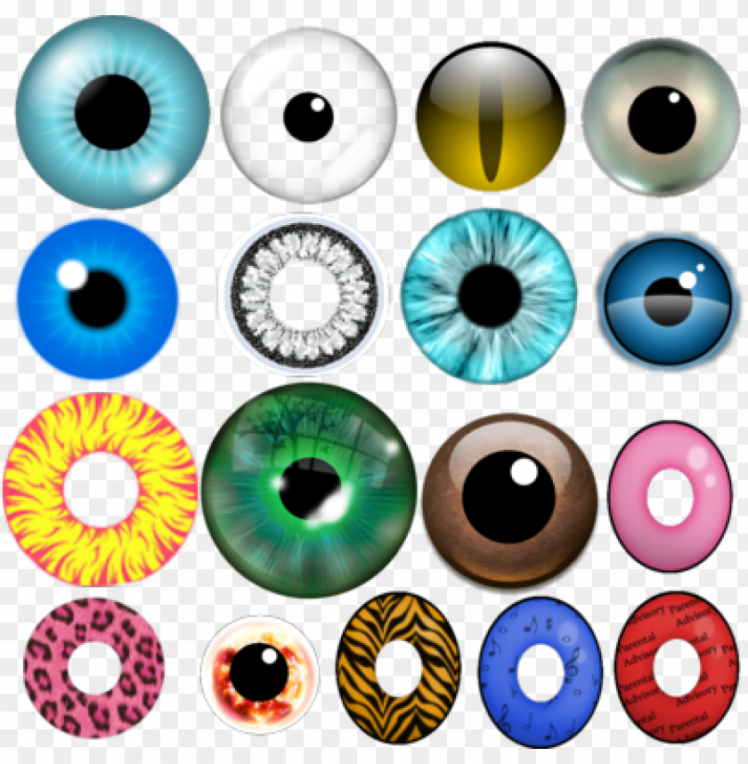 free PNG blue eyes clipart google eyes - eye texture PNG image with transparent background PNG images transparent