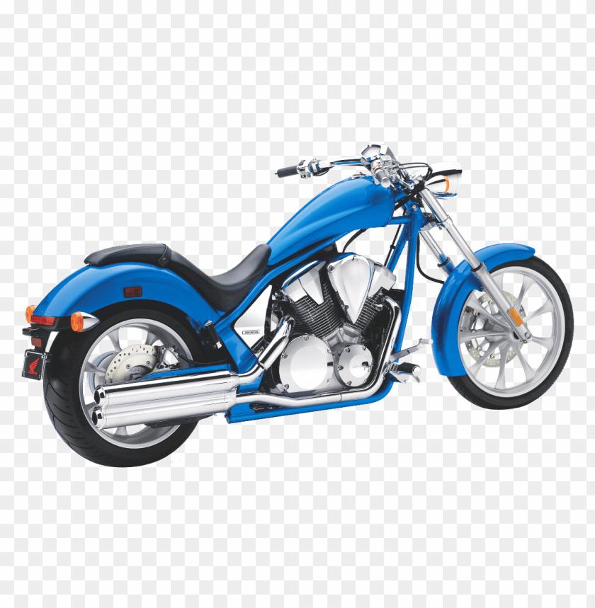 free PNG Download Blue Honda Fury Motorcycle Bike png images background PNG images transparent