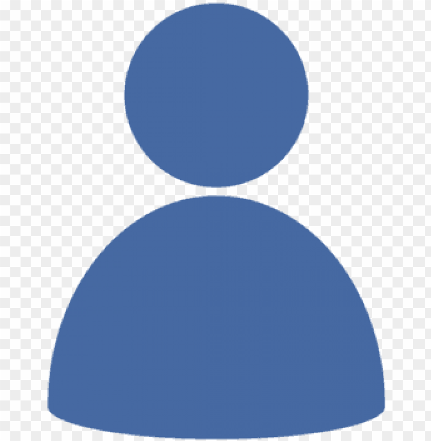free PNG blue person icon - blue person icon PNG image with transparent background PNG images transparent