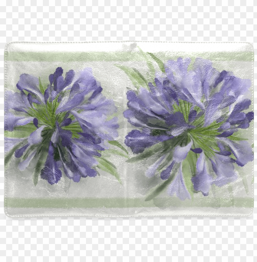 free PNG blue purple flowers backpack by ivaw PNG image with transparent background PNG images transparent