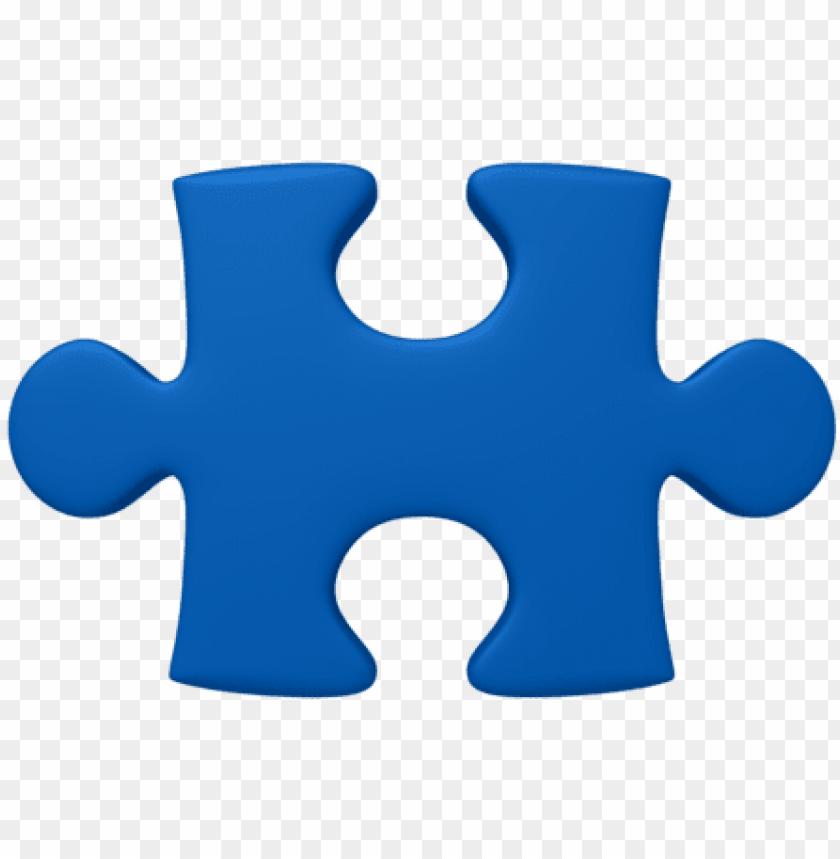free PNG blue puzzle piece - autism puzzle piece PNG image with transparent background PNG images transparent