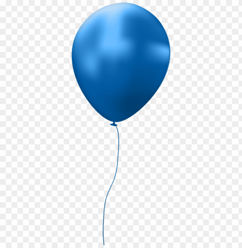 free PNG Download blue single balloon png images background PNG images transparent