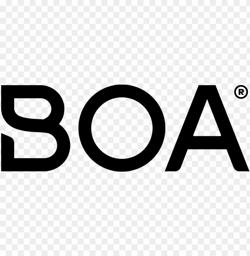 free PNG boa logo - boa lacing system logo PNG image with transparent background PNG images transparent