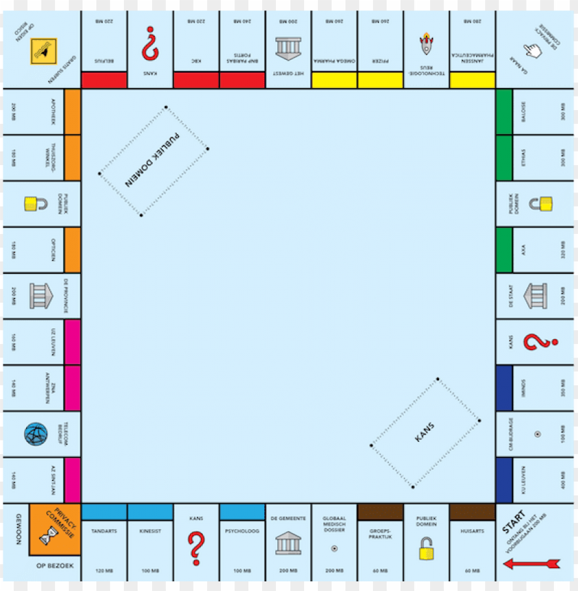free PNG board - monopoly board blank template PNG image with transparent background PNG images transparent