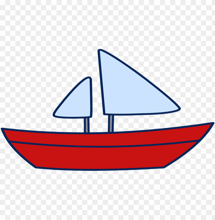 free PNG boats clipart simple - boat clipart PNG image with transparent background PNG images transparent