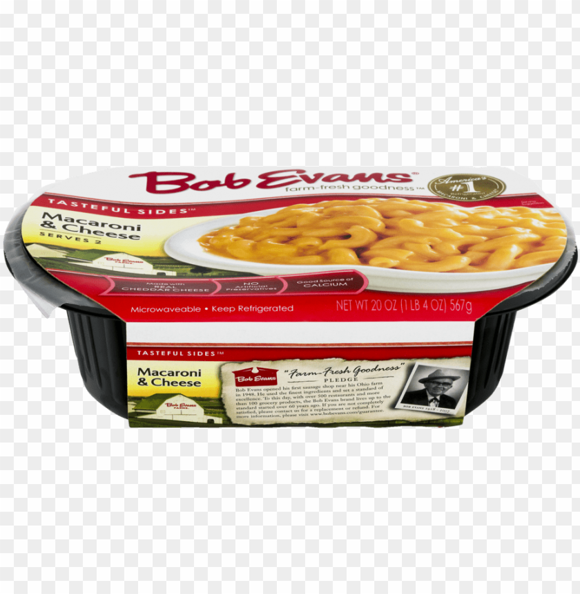 free PNG bob evans tasteful sides macaroni & cheese, - knackwurst PNG image with transparent background PNG images transparent