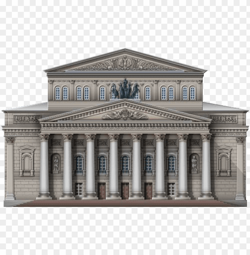 free PNG bolshoi theatre - bolshoi theatre PNG image with transparent background PNG images transparent
