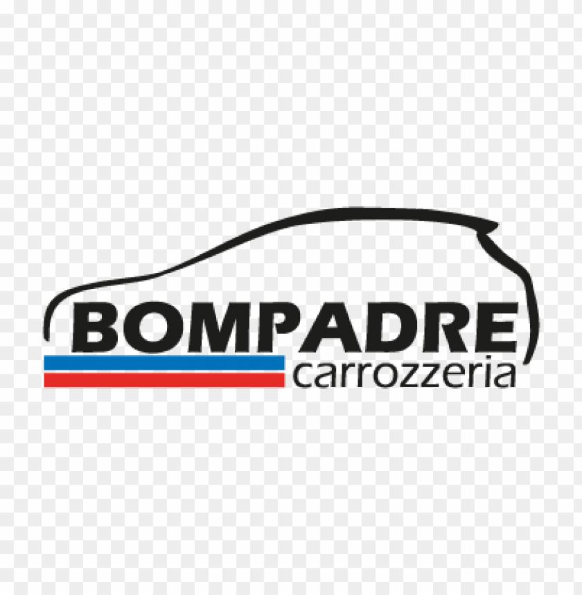 free PNG bompadre vector logo PNG images transparent