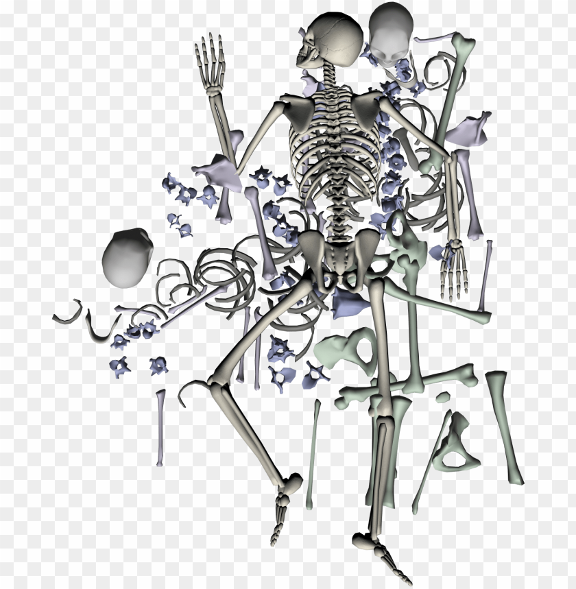 free PNG bone pile top down view dd, dungeon maps, bones, objects, - pile of bones toke PNG image with transparent background PNG images transparent