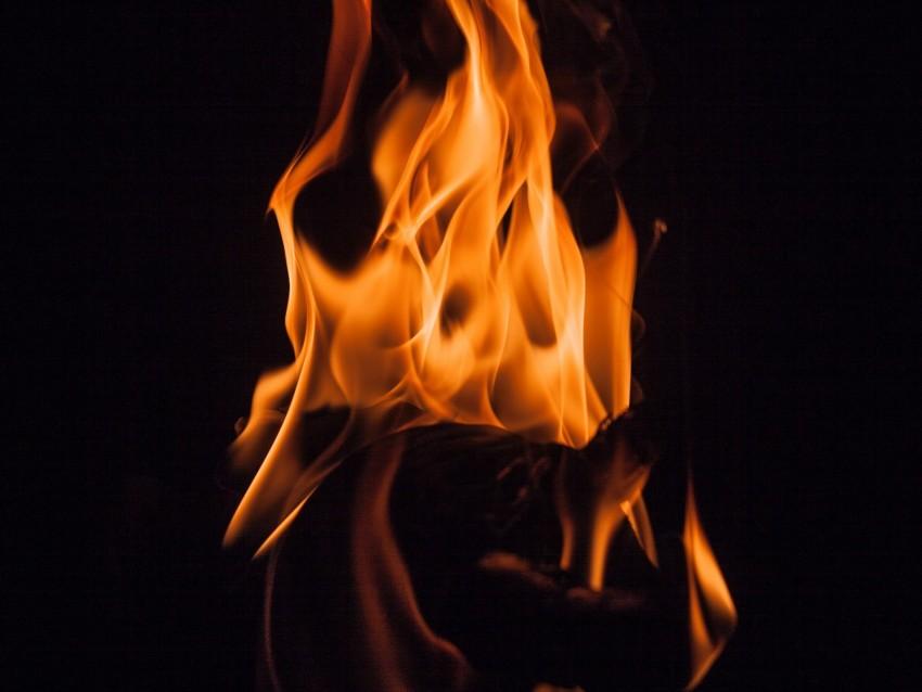 free PNG bonfire, flame, fire, dark, firewood, shroud, darkness background PNG images transparent