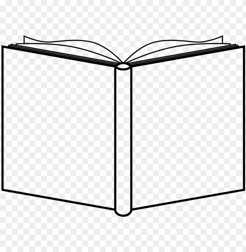free PNG book cover computer icons outline download - open book outline PNG image with transparent background PNG images transparent
