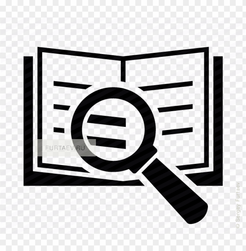 free PNG book search vector icon graphic royalty free download - magnifying glass book ico PNG image with transparent background PNG images transparent