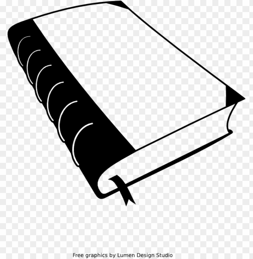 Bookblack And White Png Image With Transparent Background Toppng