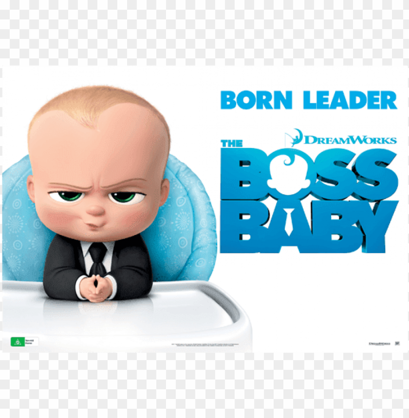 Boss Baby Blu Ray Disc Png Image With Transparent