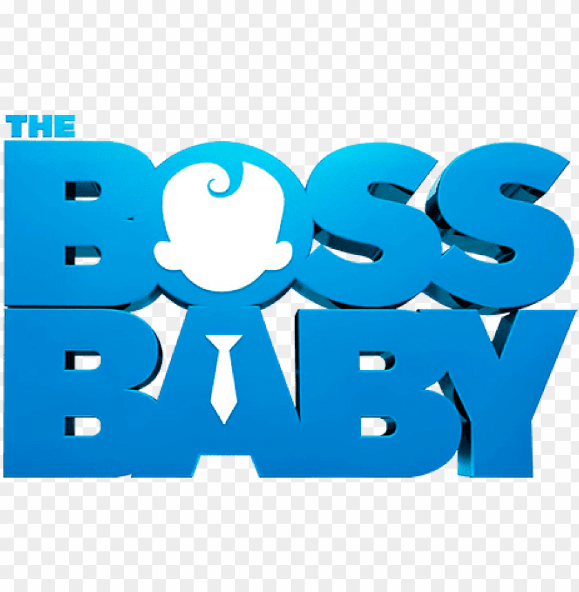 Boss Baby Movie Logo Png Image With Transparent Background