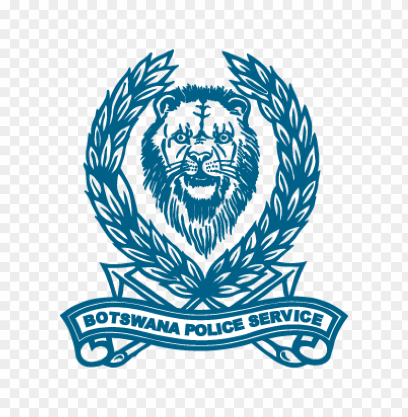 free PNG botswana police vector logo PNG images transparent