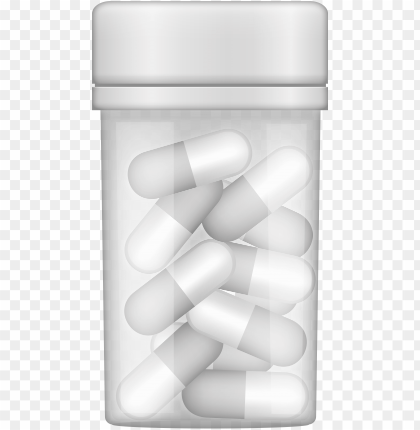 free PNG bottle of pills png clip art - pill PNG image with transparent background PNG images transparent
