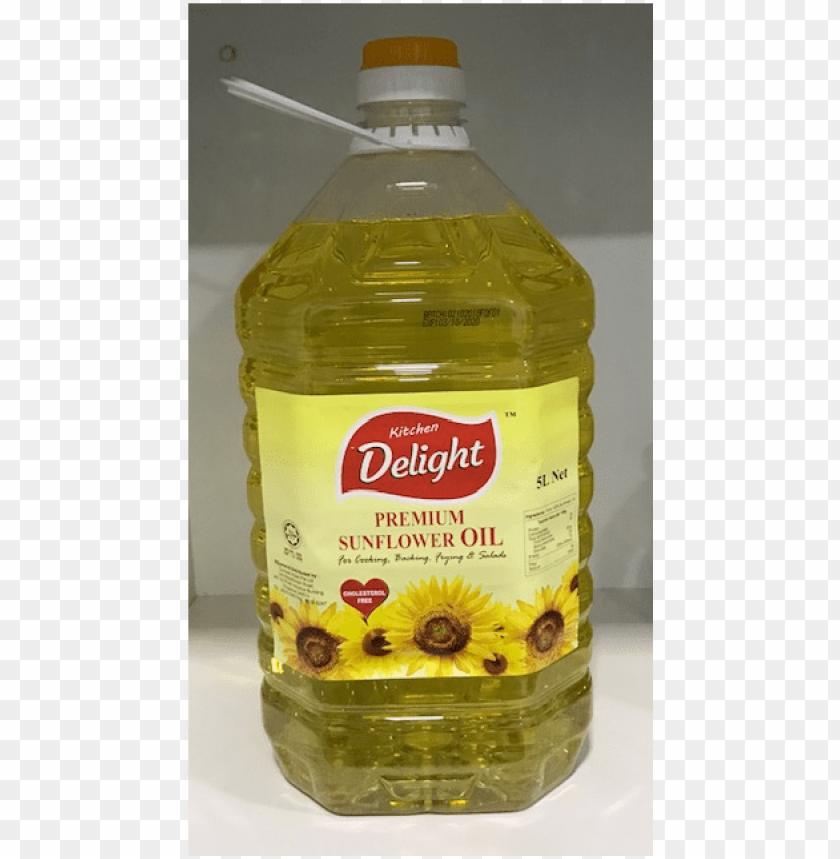 free PNG bottle olive kitchen delight sunflower oil 5ltr buy - plastic bottle PNG image with transparent background PNG images transparent