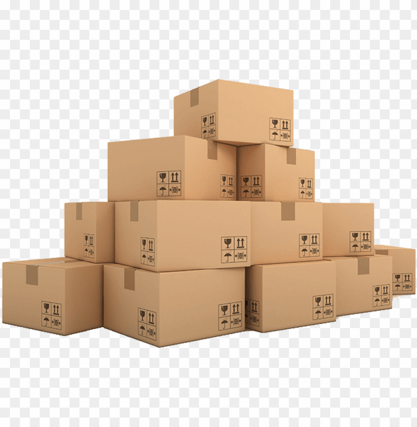 free PNG box png picture - courier box PNG image with transparent background PNG images transparent