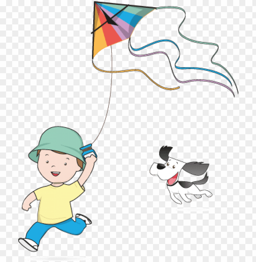 free PNG boy and kite - kite PNG image with transparent background PNG images transparent