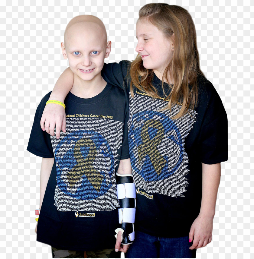 free PNG boy and sister 2015 - american childhood cancer organizatio PNG image with transparent background PNG images transparent
