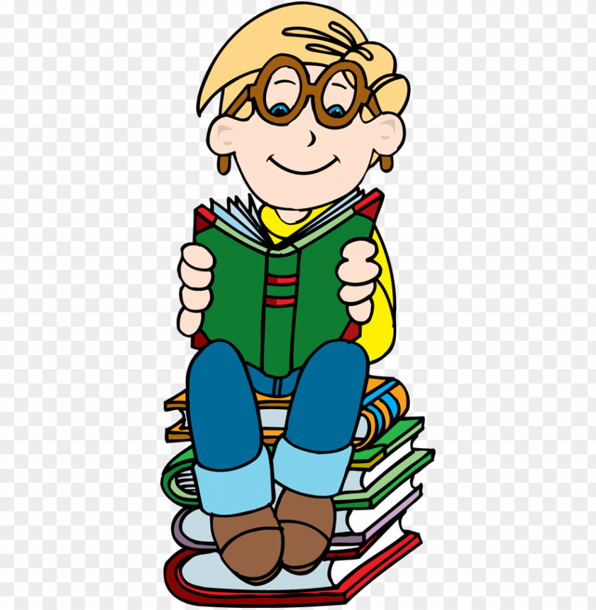 free PNG boy reading book PNG image with transparent background PNG images transparent