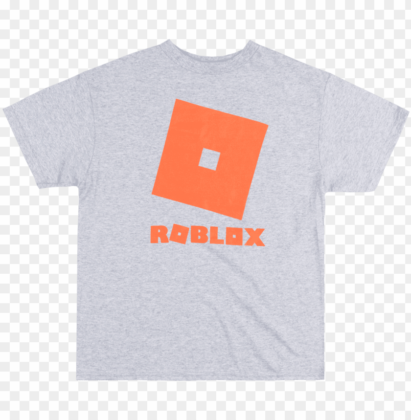 free PNG boys roblox logo shirt video game kids youth tee heather - active shirt PNG image with transparent background PNG images transparent