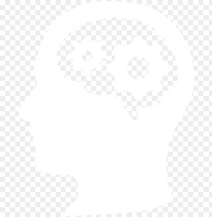 free PNG brain icon brain icon brain icon picturesbrain  - head icon white png - Free PNG Images PNG images transparent