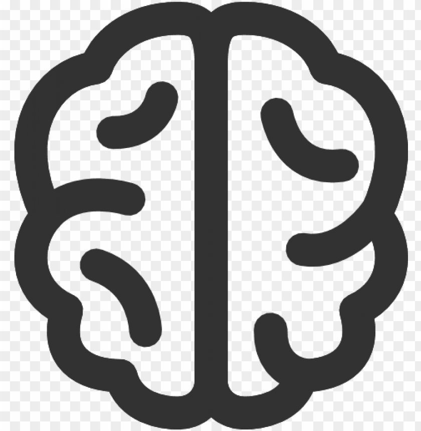 free PNG brain icon  - brain vector icon png - Free PNG Images PNG images transparent
