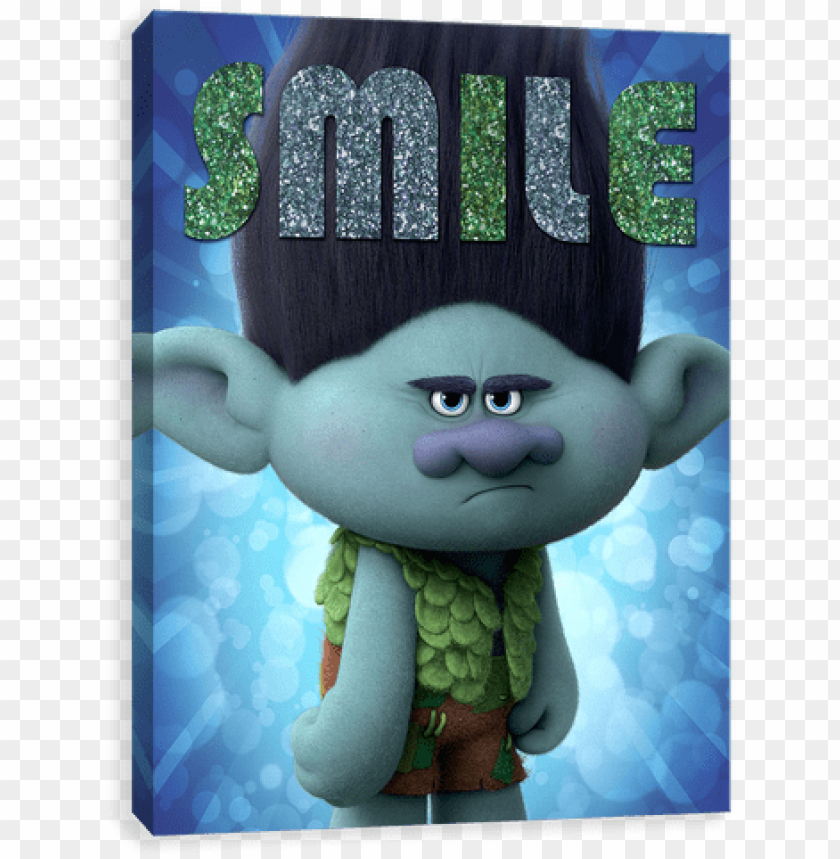 free PNG branch from trolls cardboard cutout / standee / standup PNG image with transparent background PNG images transparent